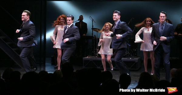 Jared Bradshaw, Mark Ballas, Tomasso Antico and Matt Bogart