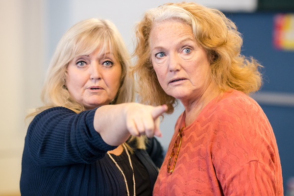 Photo Flash: First Look! In Rehearsal with RUMPY PUMPY