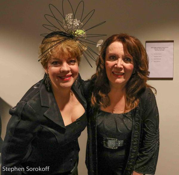 KT Sullivan & Maureen McGovern