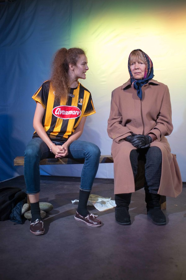 Photo Flash: First Look at SPRING and THE LAST DANCE at Frontier Theatre