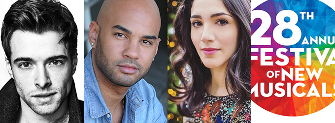 Corey Cott, Nicholas Christopher, Samantha Massell and More Sign on for NAMT's 28th Annual Festival of New Musicals