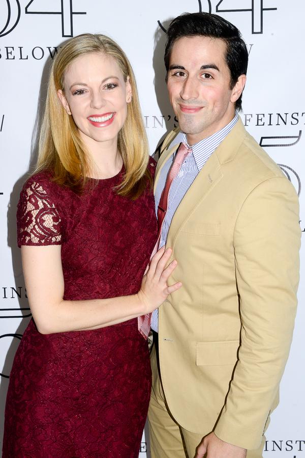 Kirsten Scott and Matthew Scott