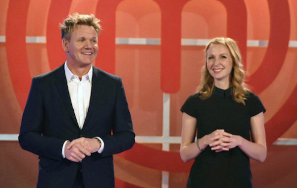 Stars to Compete on All-New MASTERCHEF CELEBRITY SHOWDOWN on FOX, 1/2