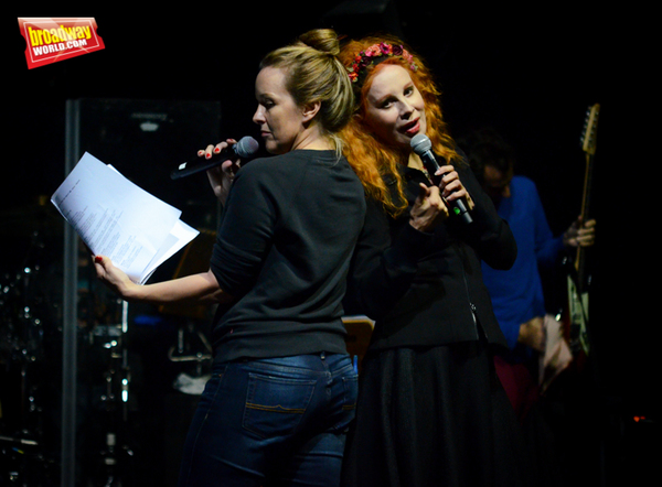 Alice Ripley y Nacha Guevara Photo