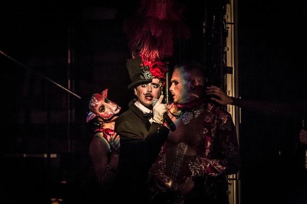 Photo Flash: A Scintillating First Look at Company XIV's New Baroque Burlesque Show PARIS