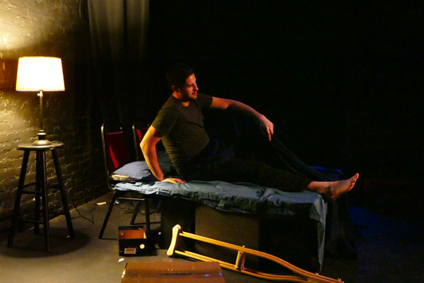 Photos: Michael Long's DETAILS Wins Week One of 6th Annual Boo! Players Theatre Short Play Festival