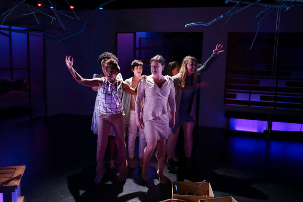 Photo Flash: Seattle Shakespeare Company Presents MEDEA