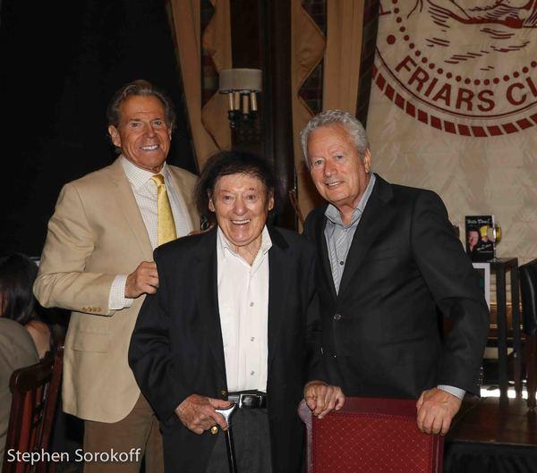Bill Boggs, Marty Allen, Stephen Sorokoff