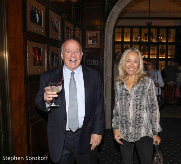 Larry Schatz & Eda Sorokoff