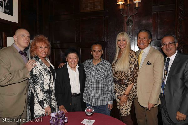 Will Friedwald, Karon Kate Blackwell, Marty Allen, Gilbert Gottfried, Sunny Sessa, Bill Boggs, Craig Neir