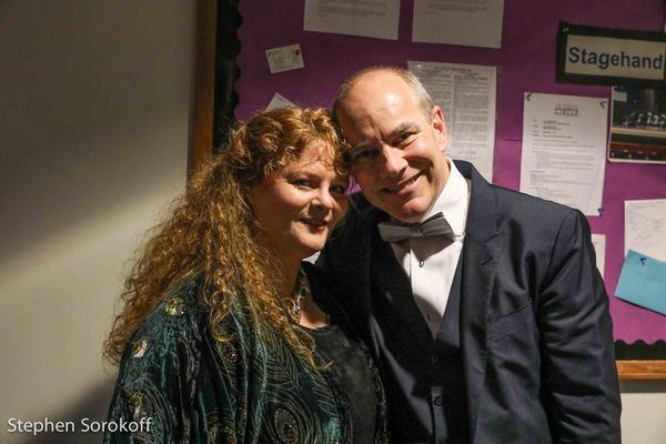 Sarah Rice & Kevin Doozier