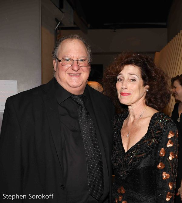 Eugene Gwordz & Maureen Taylor