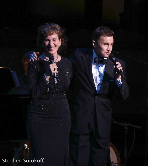 Photo Coverage: Jeff Harnar & Andrea Marcovicci Host Day Two Of The 27th New York Cabaret Convention