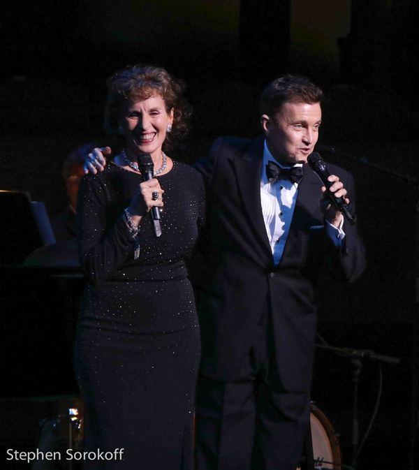 Jeff Harnar & Andrea Marcovicci