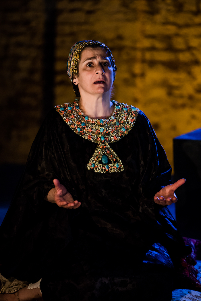 Guest Blog: Iman Aoun On Theatre in Palestine and PLAYS OF LOVE AND WAR