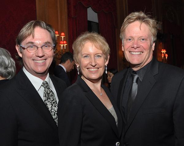 Richard Thomas, Liz Callaway and Dan Foster