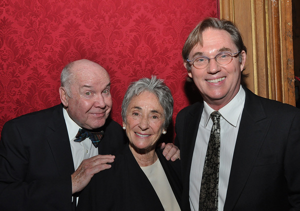 Jack O'Brien, Margot Harley and Richard Thomas