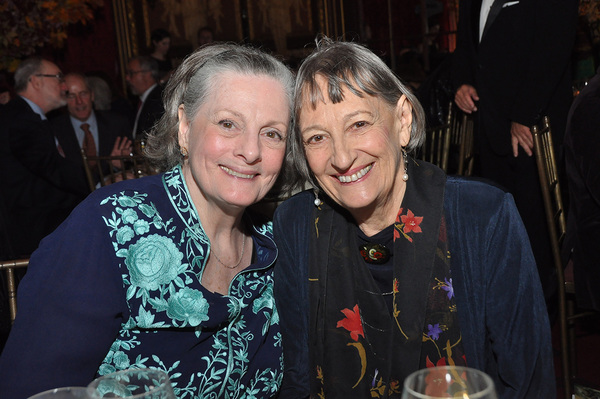 Dana Ivey and Patricia Conolly