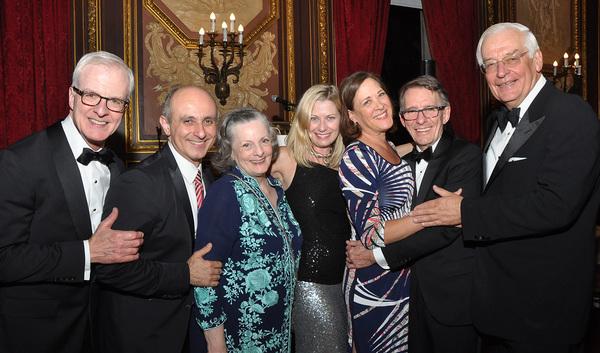 Jerry Jones, Stephen DeRosa, Dana Ivey, Angela Pierce, Karen Ziemba, Mark Lamos and J Photo