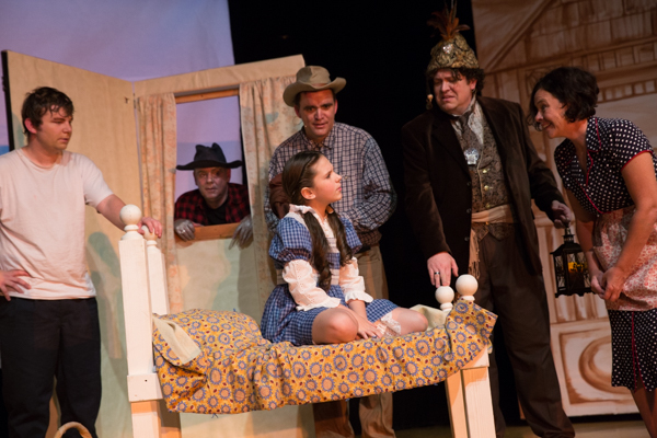Westgate Theatre Co. and Carriage Place Players' THE WIZARD OF OZ