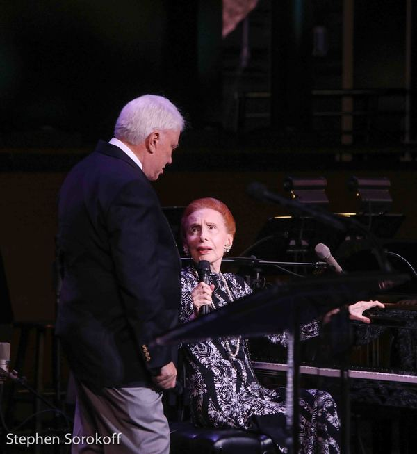 Rex Reed & Barbara Carroll Photo