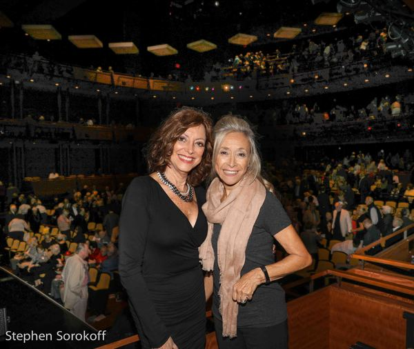 Ruth Brenner & Eda Sorokoff