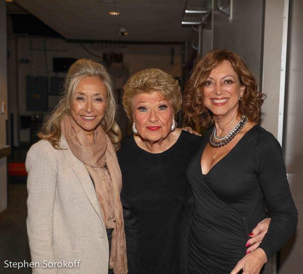 Eda Sorokoff, Marilyn Maye, Ruth Brenner