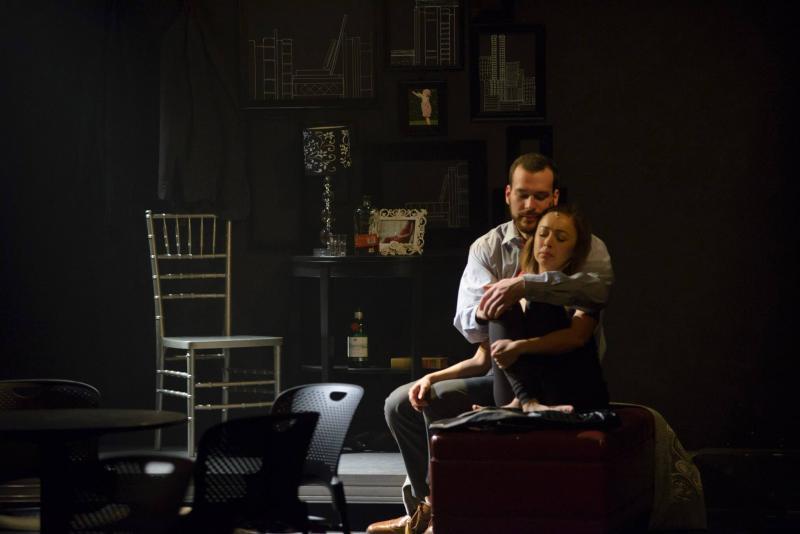 BWW Review: Dark Gritty Infidelity in Sidecountry's MURDER BALLAD