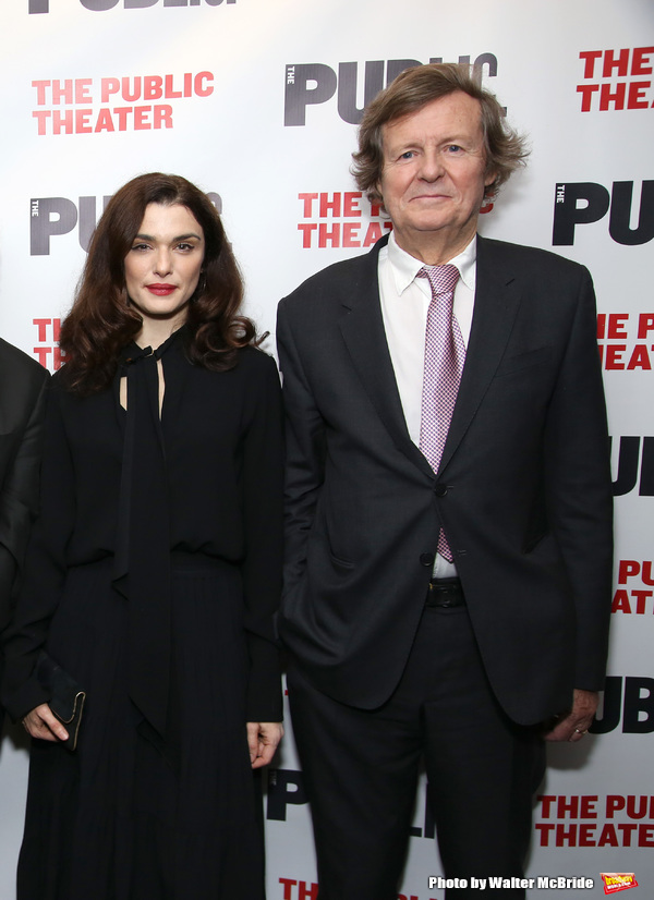 Rachel Weisz and David Hare