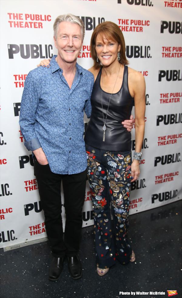 Photo Coverage: PLENTY Celebrates Opening Night at The Public Theater!