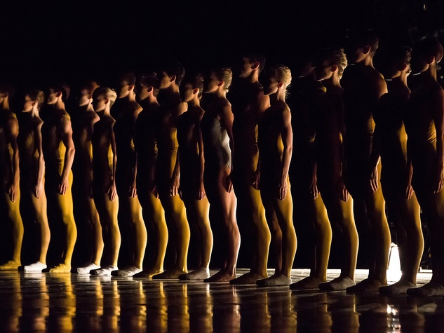 BWW Interview: Houston Ballet First Soloist Jessica Collado and Corps Member Bridget Kuhns CELEBRATE FORSYTHE in L.A.