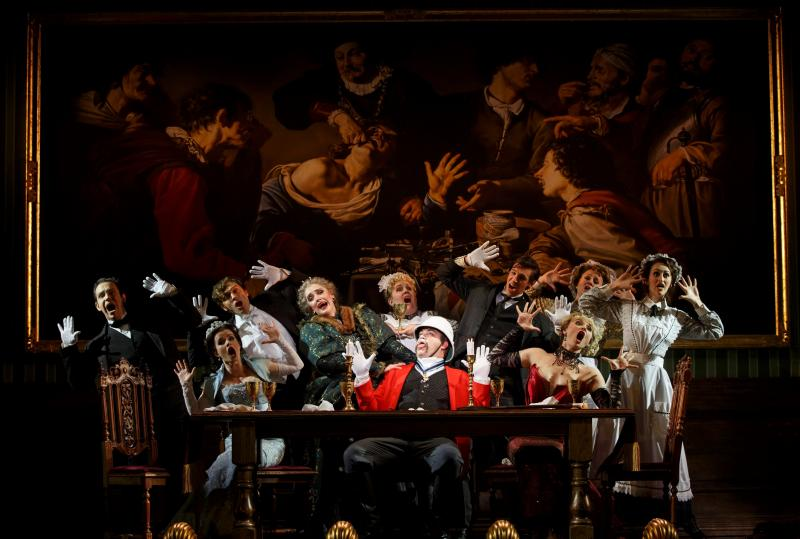 BWW REVIEW: Boston Gets Schooled in A GENTLEMAN'S GUIDE TO LOVE AND MURDER