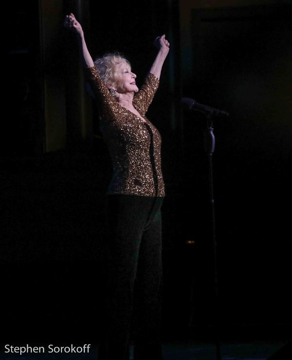 Photos: Klea Blackhurst Hosts The Cabaret Convention Finale Saluting Sheldon Harnick & Charles Strouse