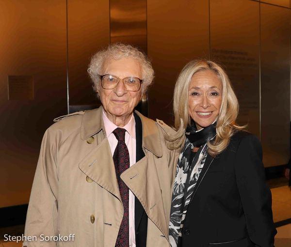 Sheldon Harnick & Eda Sorokoff