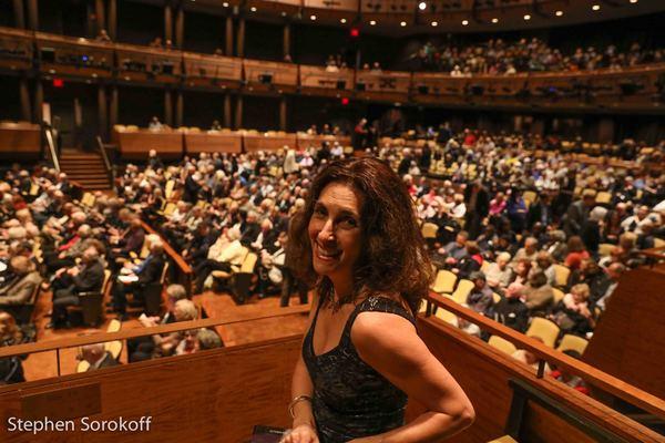 Photo Coverage: Klea Blackhurst Hosts The Cabaret Convention Finale Saluting Sheldon Harnick & Charles Strouse