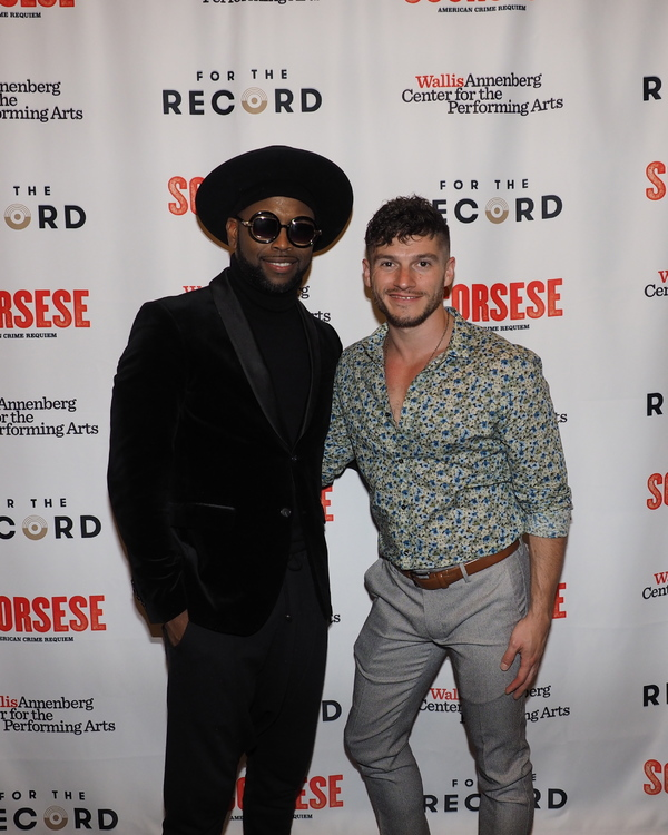B. Slade and Music Supervisor and Arranger Jesse Vargas