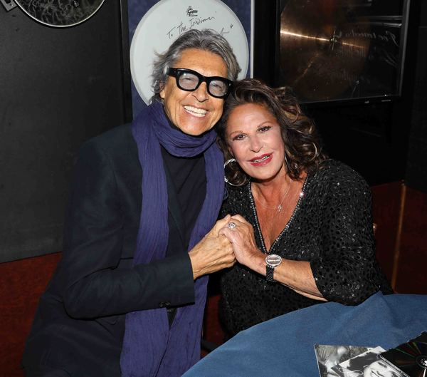 Photo Coverage: Lainie Kazan Plays The Iridium
