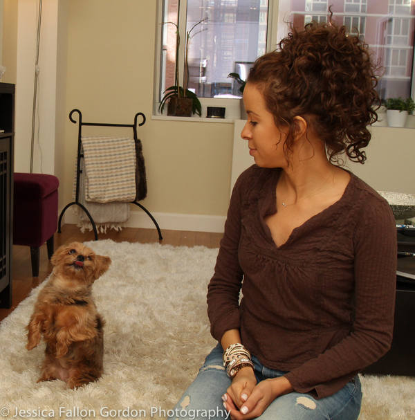BWW Exclusive: TAILS OF BROADWAY- HAMILTON's Lexi Lawson Works it with Seven!