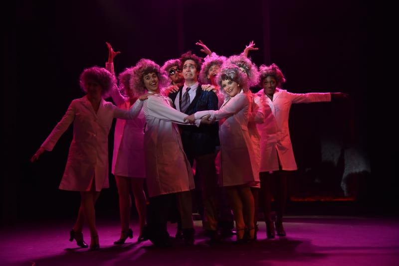 BWW Review: Theatre UCF's YOUNG FRANKENSTEIN Shatters Lofty Expectations