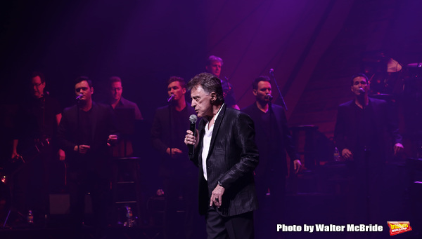 Photo Coverage: Frankie Valli and the Four Seasons Return to Broadway!