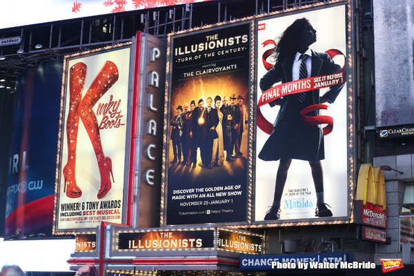 Up on the Marquee: THE ILLUSIONISTS: TURN OF THE CENTURY