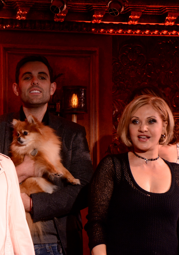 Zak Resnick and Orfeh