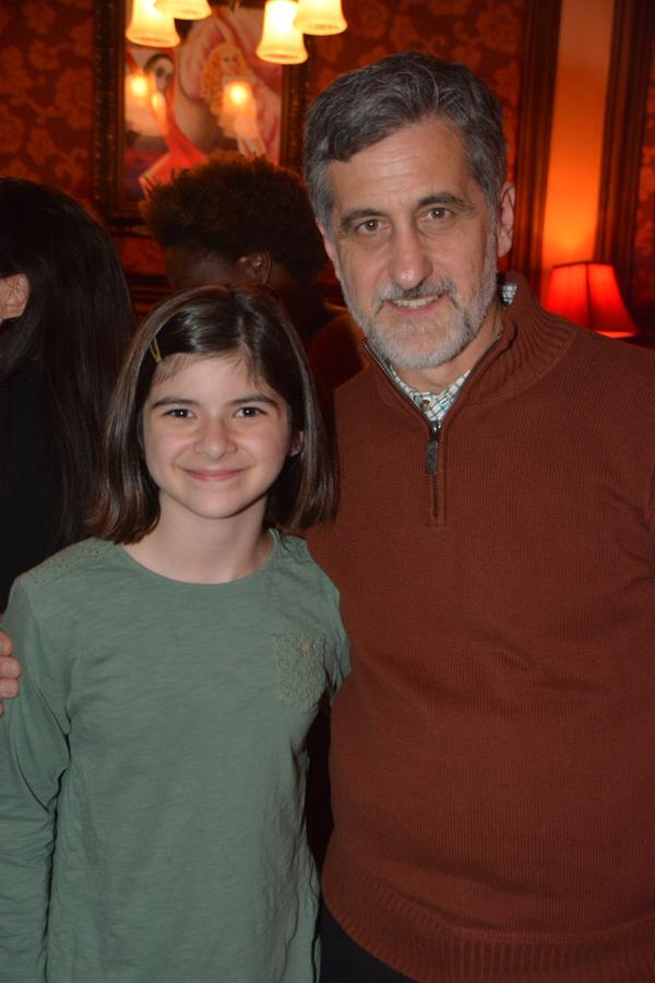 Gabriella Pizzolo and Bill Berloni