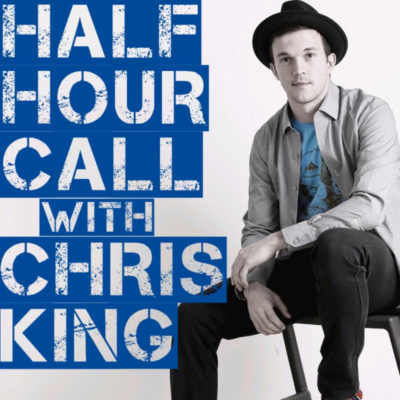 Podcast: 'Half Hour Call w/ Chris King' Poet, Dancer, Playwright, Marc Bamuthi Joseph