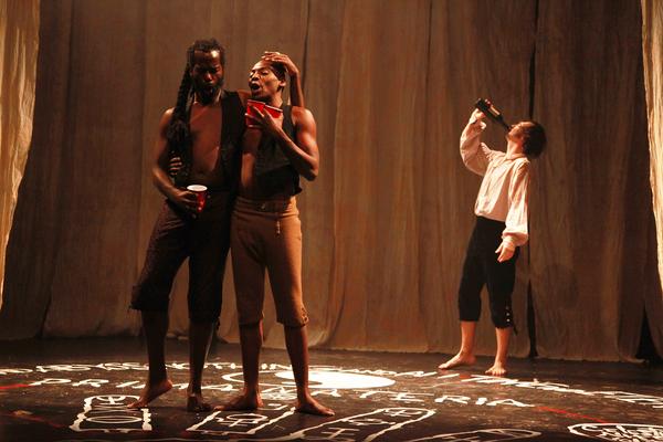 Equiano, Demetrius Stewart, Andrew Lynch Photo