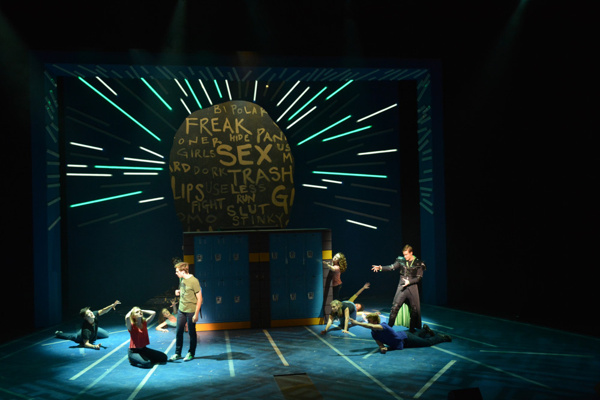 Photo Flash: Joe Iconis's BE MORE CHILL Takes the Stage at Penn State
