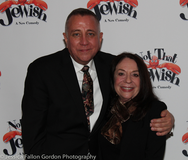 Michael Alden and Monica Piper
