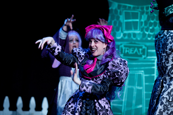 Photo Flash: Pantochino Productions Inc. Presents MR. AND MRS. TRICK OR TREAT