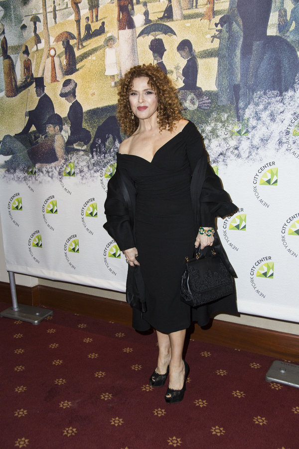 Photo Coverage: Bernadette Peters & More Celebrate SUNDAY ...