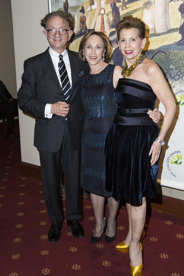 William Ivey Long, Arlene Shuler and Adrienne Arsht